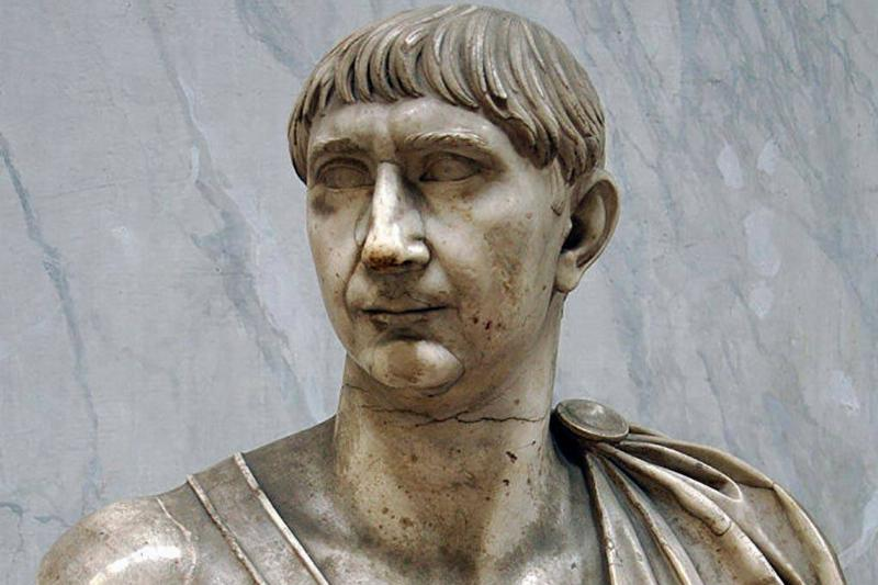 Trajan Was A Beloved Emperor