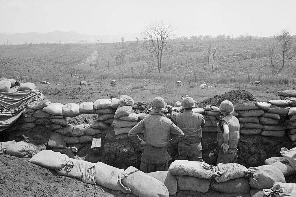 Picture of the Vietnam War