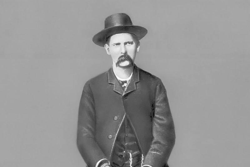 GPicture of Wyatt Earp