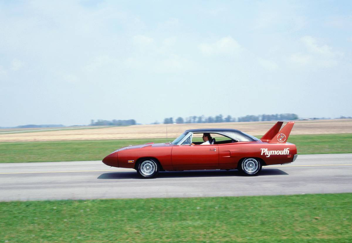 1970 Plymouth Superbird 440 6 pack