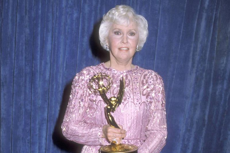Barbara Stanwyck Won A Primetime Emmy