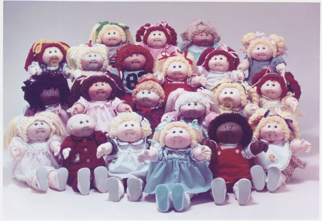Picture of Cabbage Patch Kids