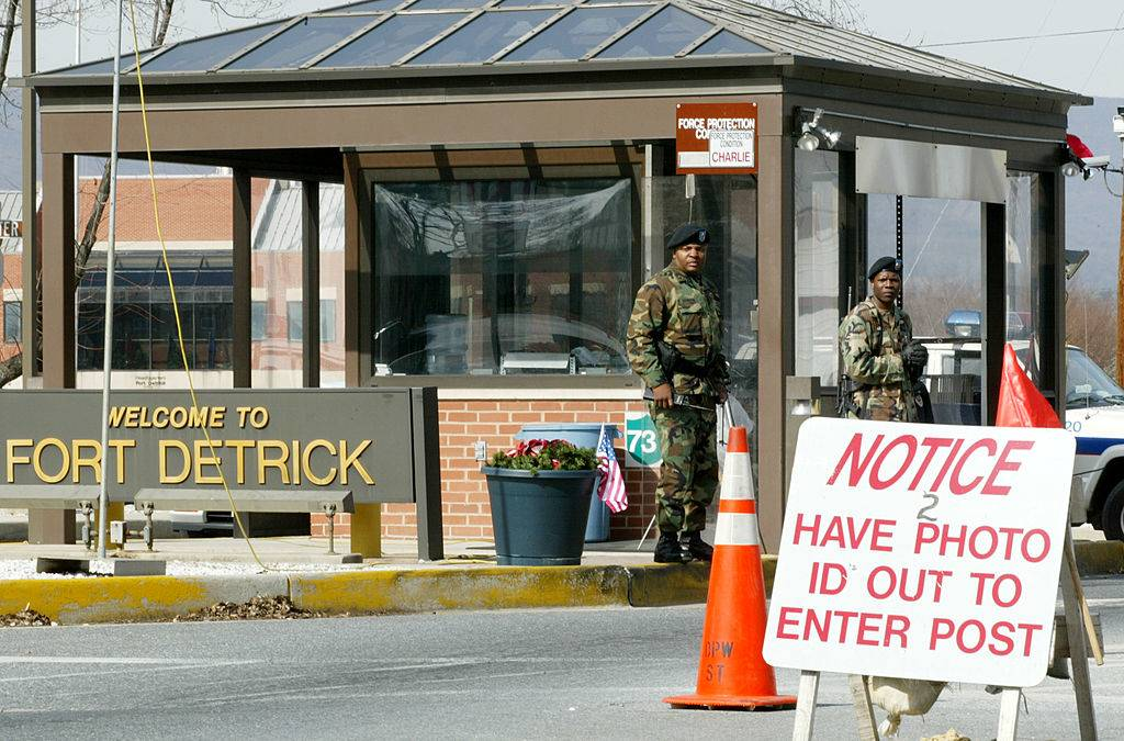 Picture of Fort Detrick
