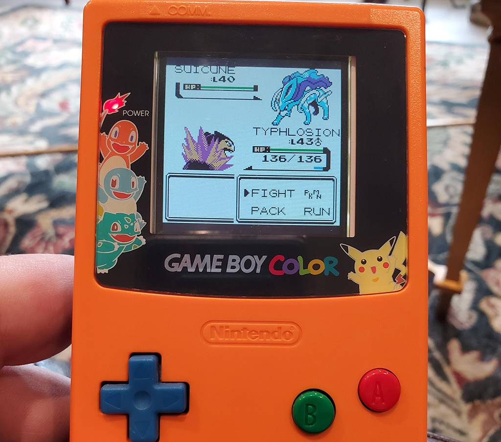 Picture of Gameboy
