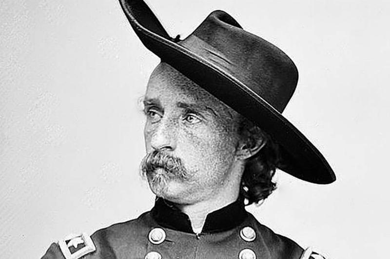 Picture of George Custer