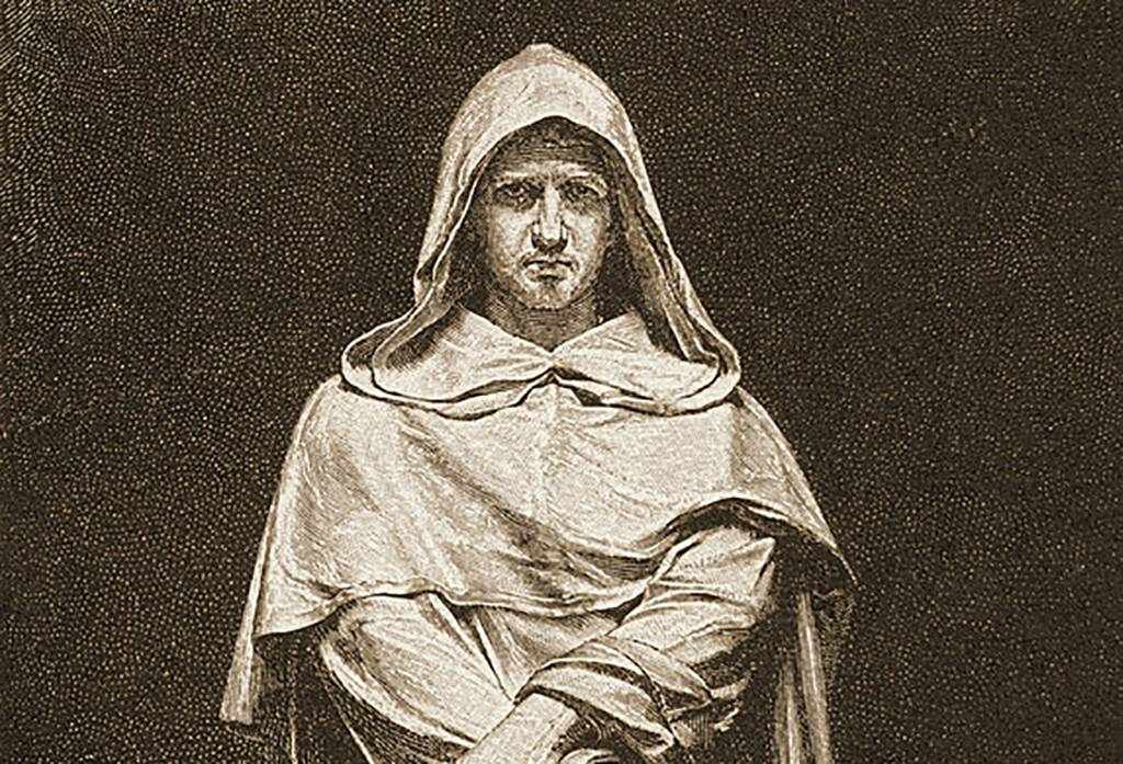 Picture of Giordano Bruno