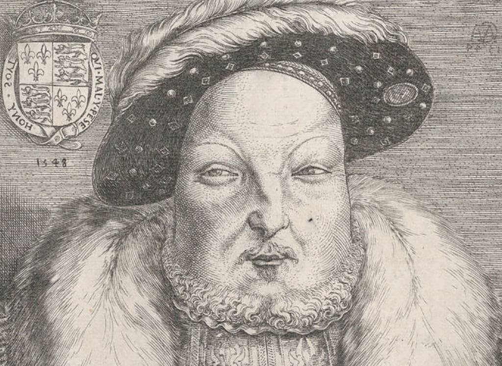 Picture of Henry VIII