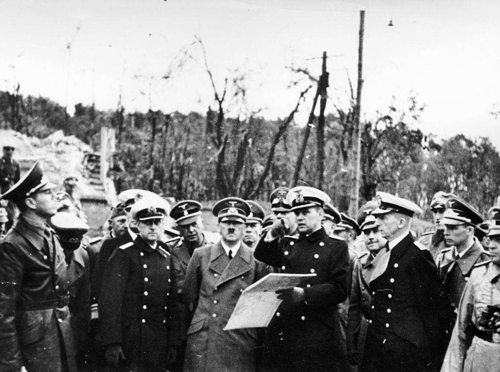 Picture of Hitler