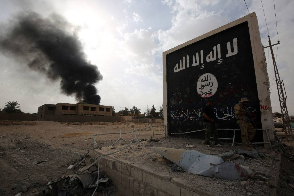 Picture of ISIS