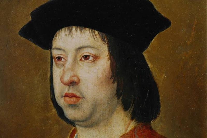 Portrait of King Ferdinand II