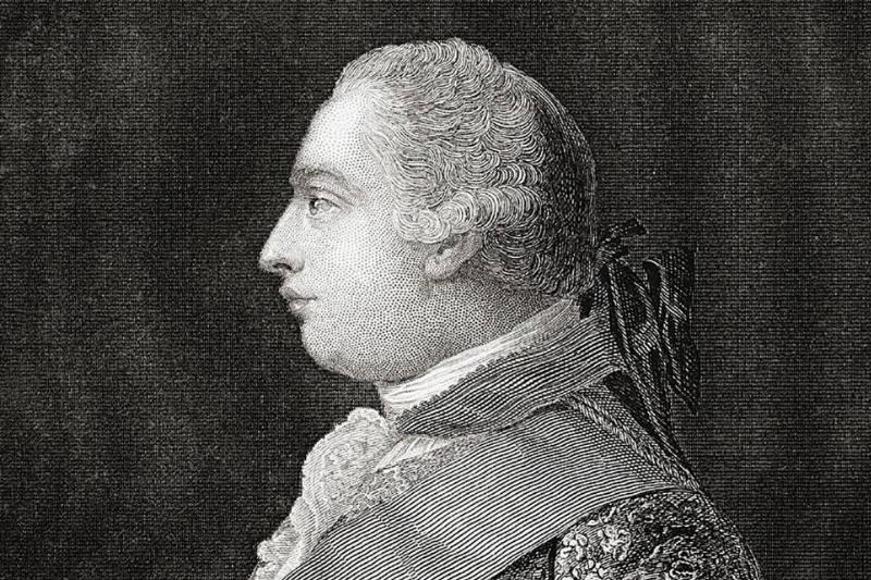Picture of King George III