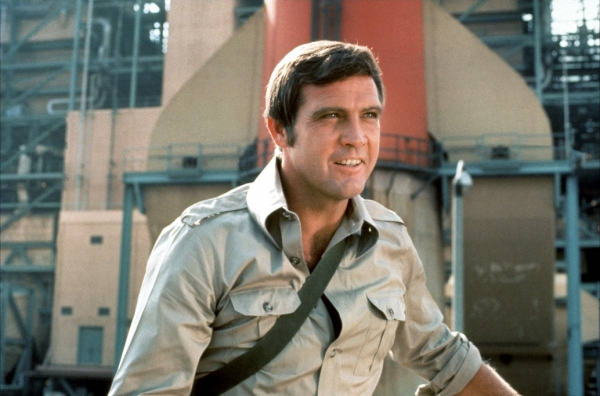 Lee Majors After The Big Valley