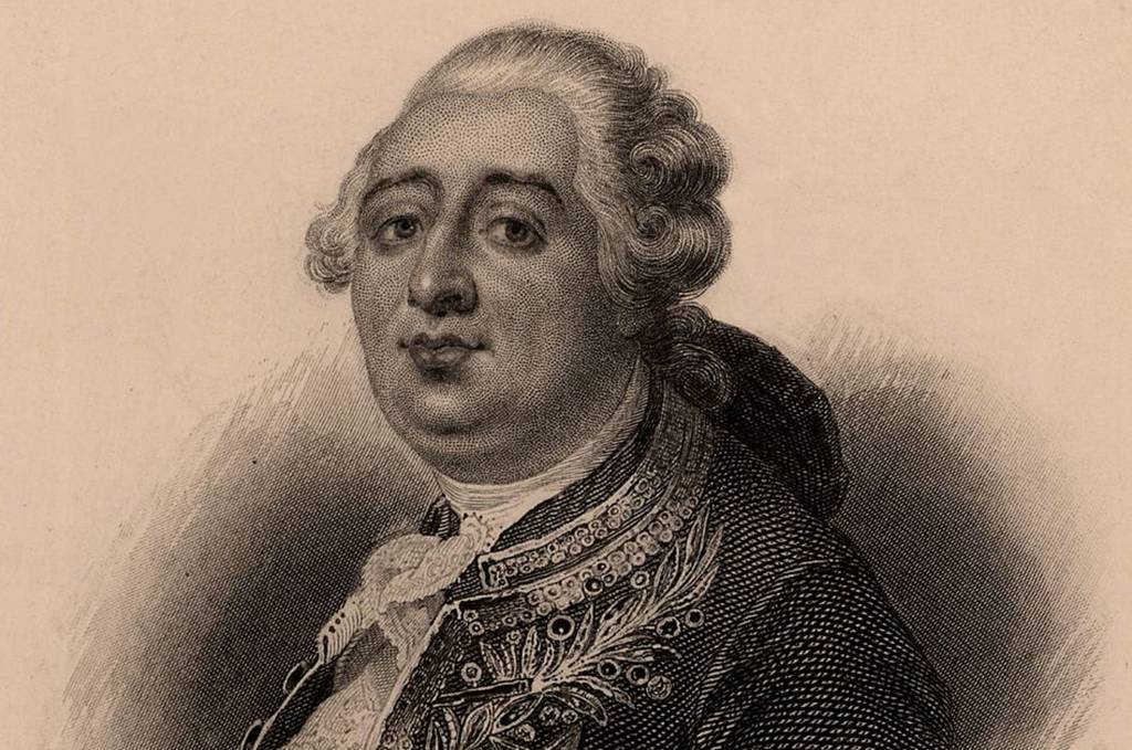 Picture of King Louis XVI