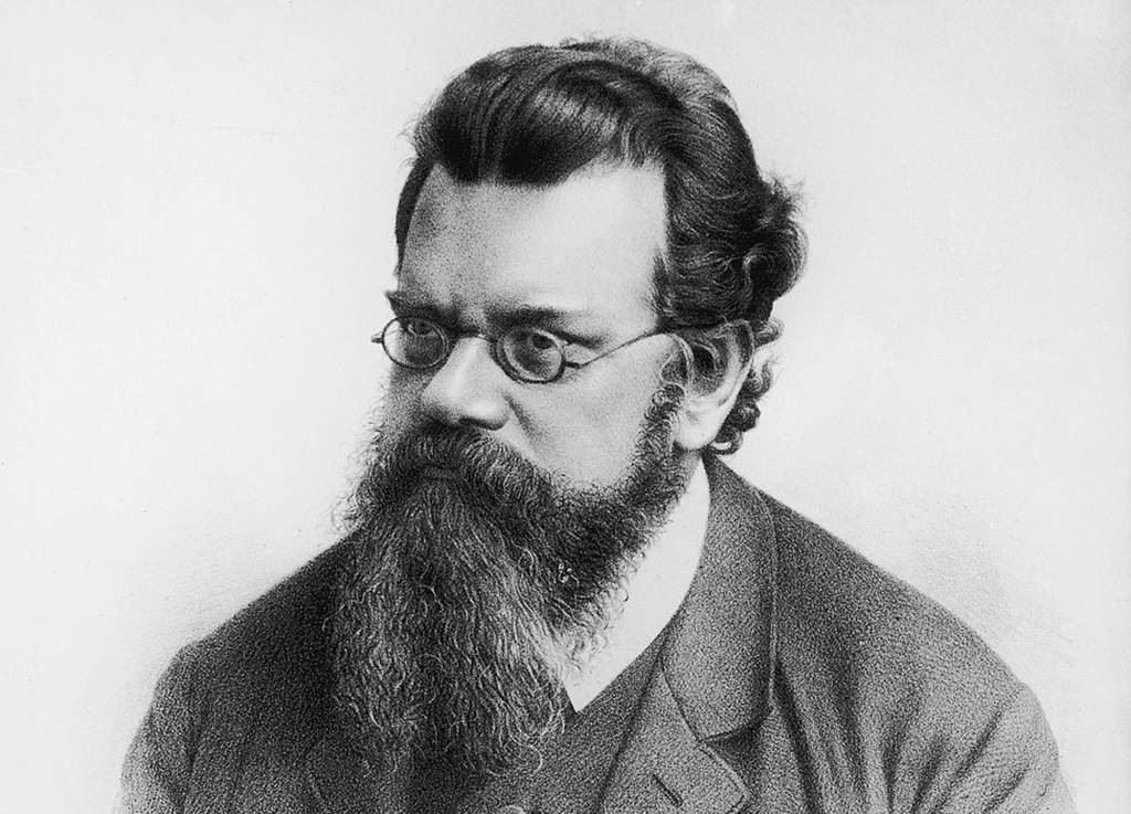 Picture of Ludwig Boltzmann