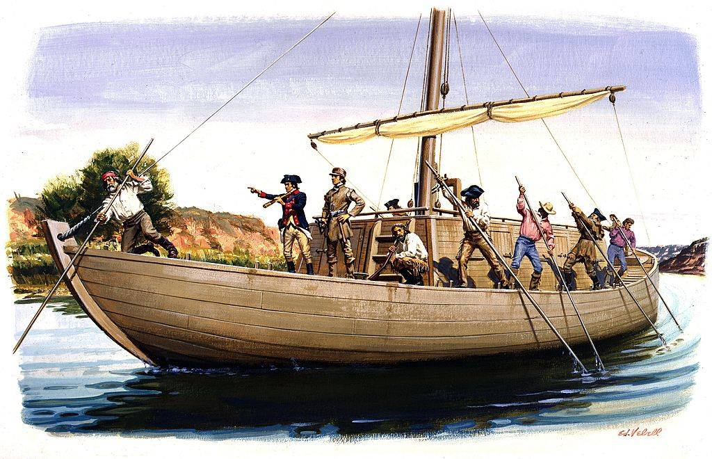 Picture of Lewis and Clark