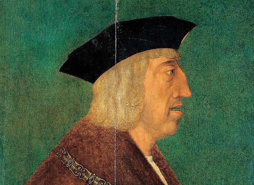 Portrait of Maximilian