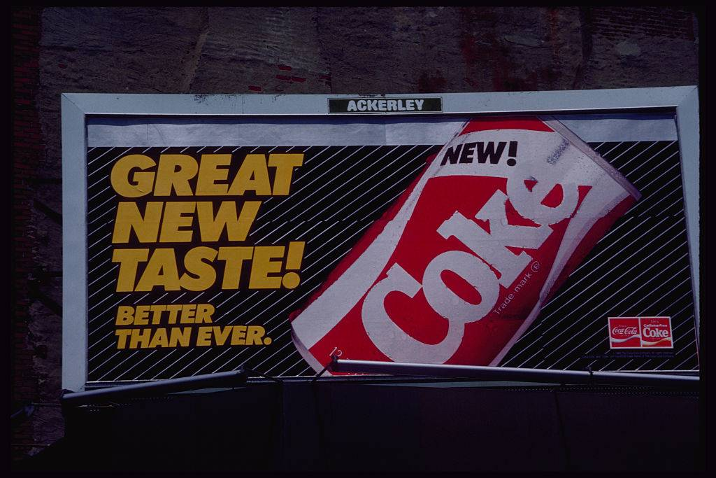 Picture of New Coke