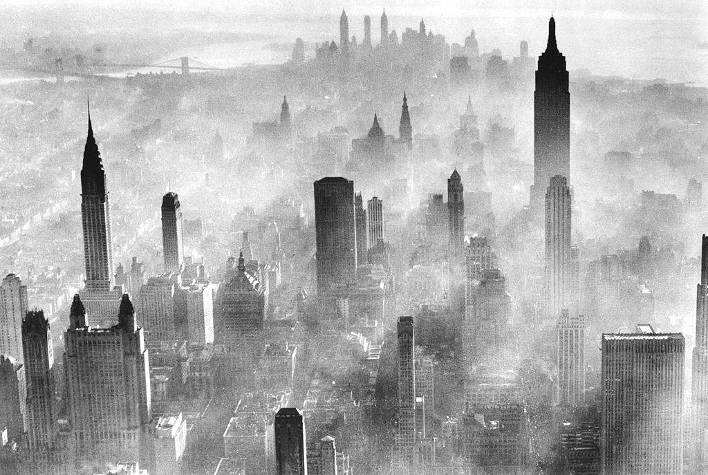 Picture of smog