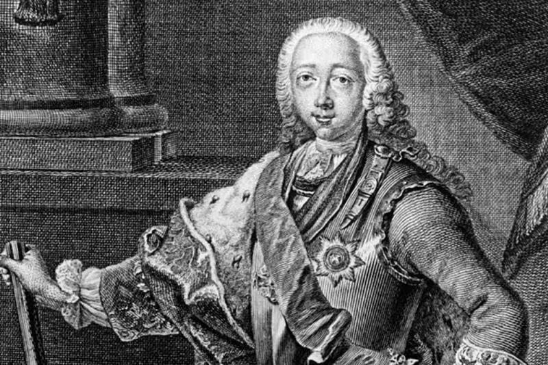 Portrait of Peter III