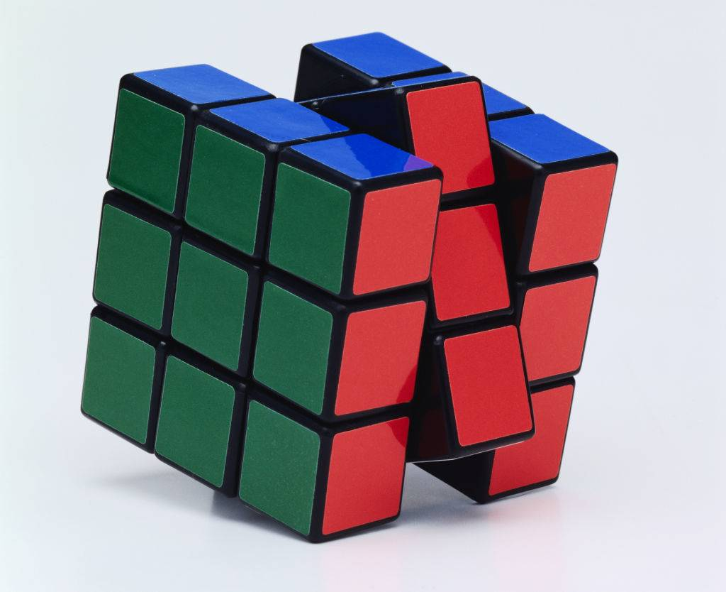 Picture of Rubik's Cube