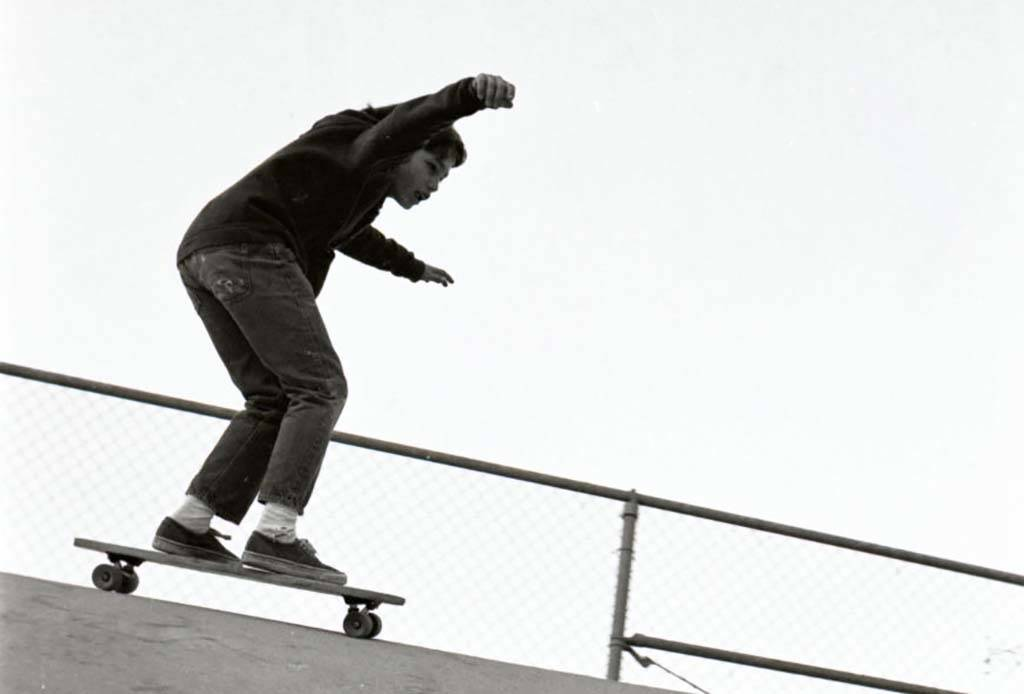 Picture of skateboarder