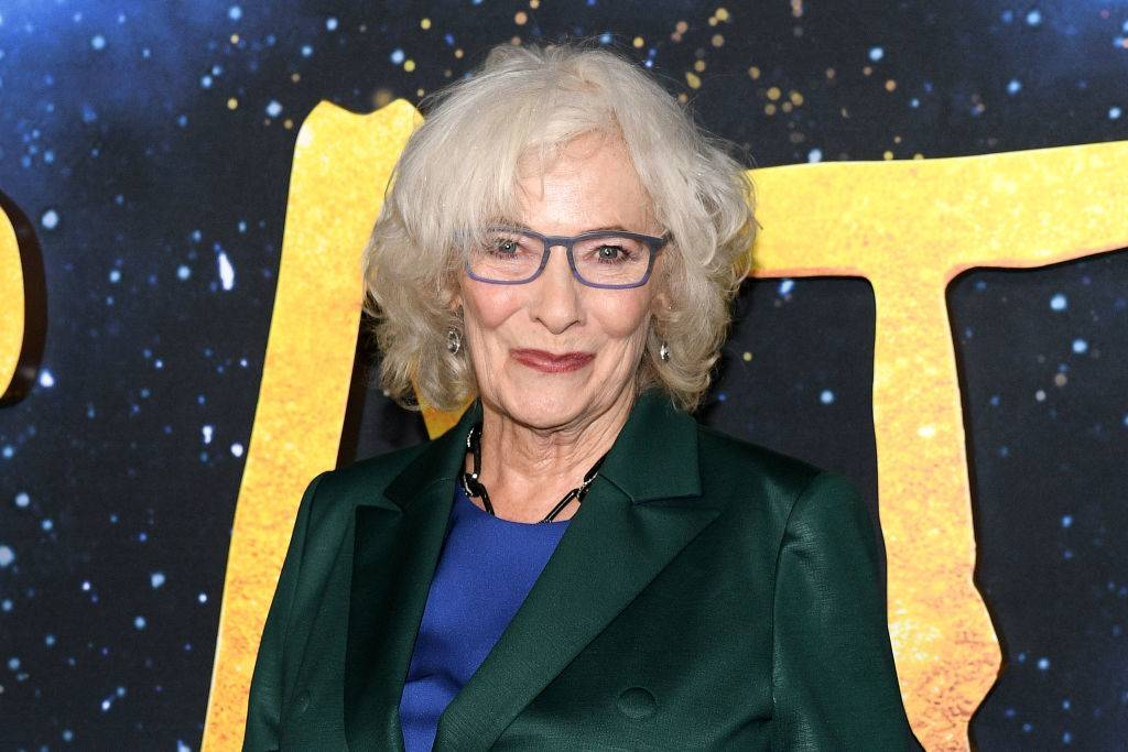 Betty Buckley attends the world premiere of