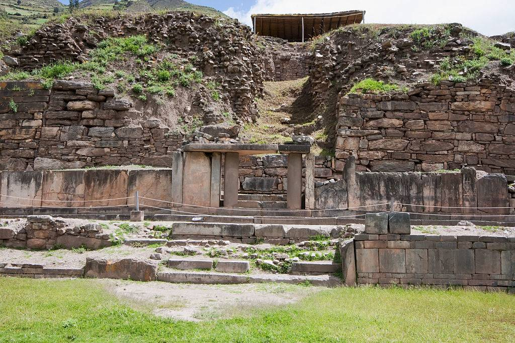 Picture of Chavin de Huantar