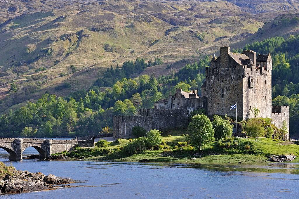 Picture of Scottish Castle