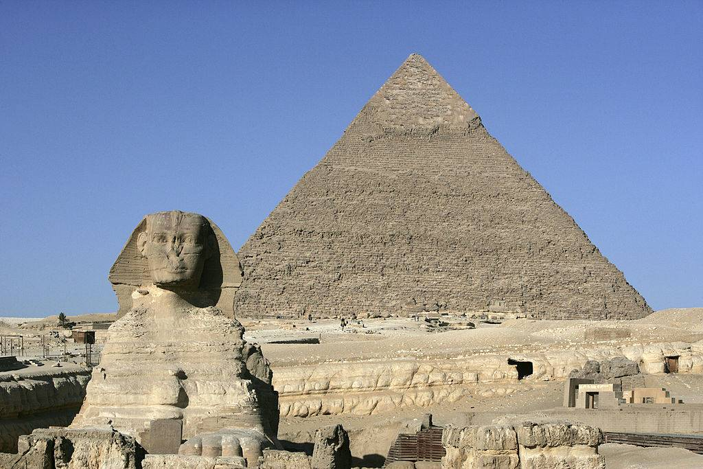 Picture of  Great Pyramid of Khufu