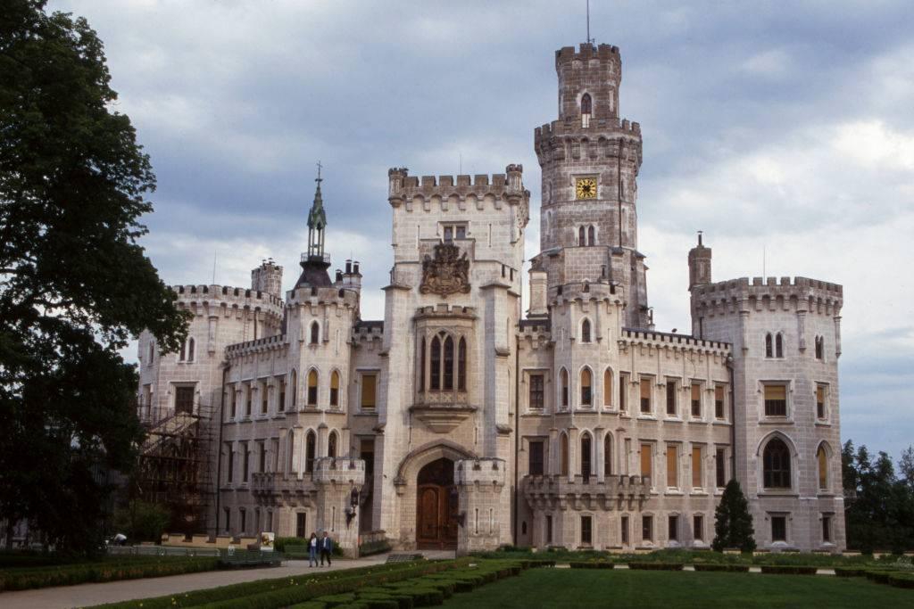 Picture of Hluboká Castle