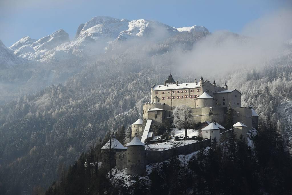 Picture of Hohenwerfen Castle, Austria