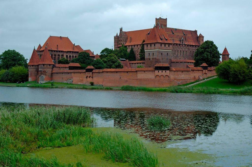 Picture of Malbork Castle