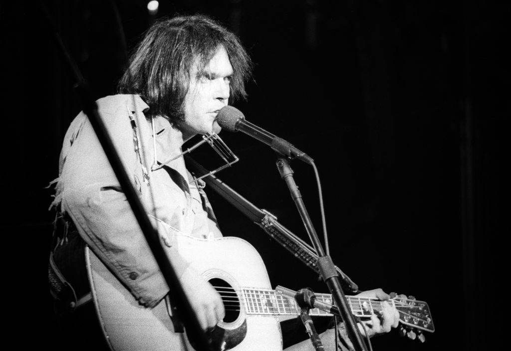 Picture of Neil Young