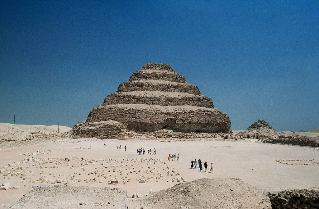 GPicture of Pyramid Of Djoser