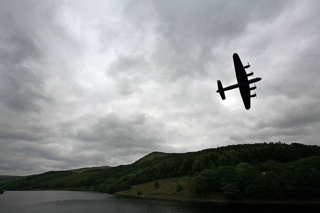 Picture of a plane
