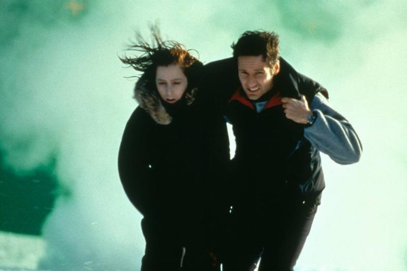 Picture from The X-Files