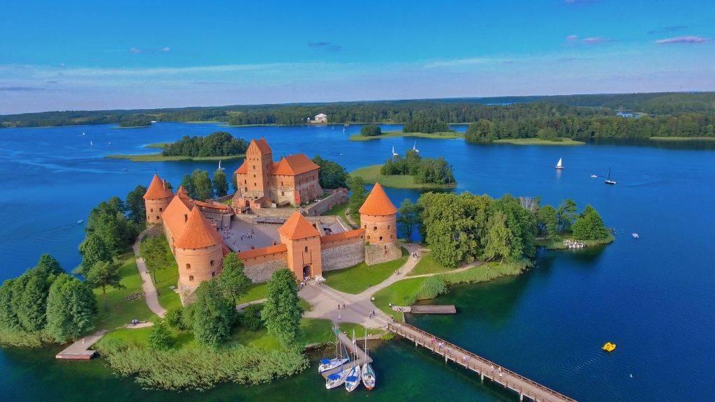Picture of Trakai Castle