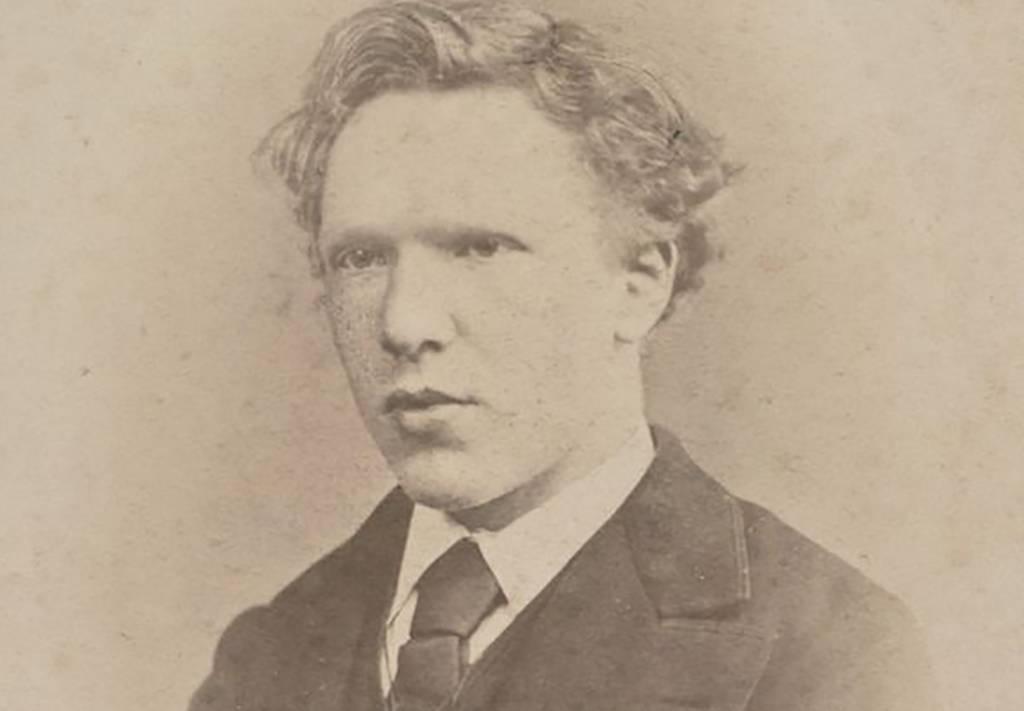 picture of Vincent Van Gogh