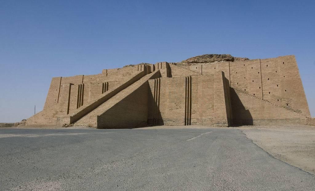 Picture of Ziggurat of Ur