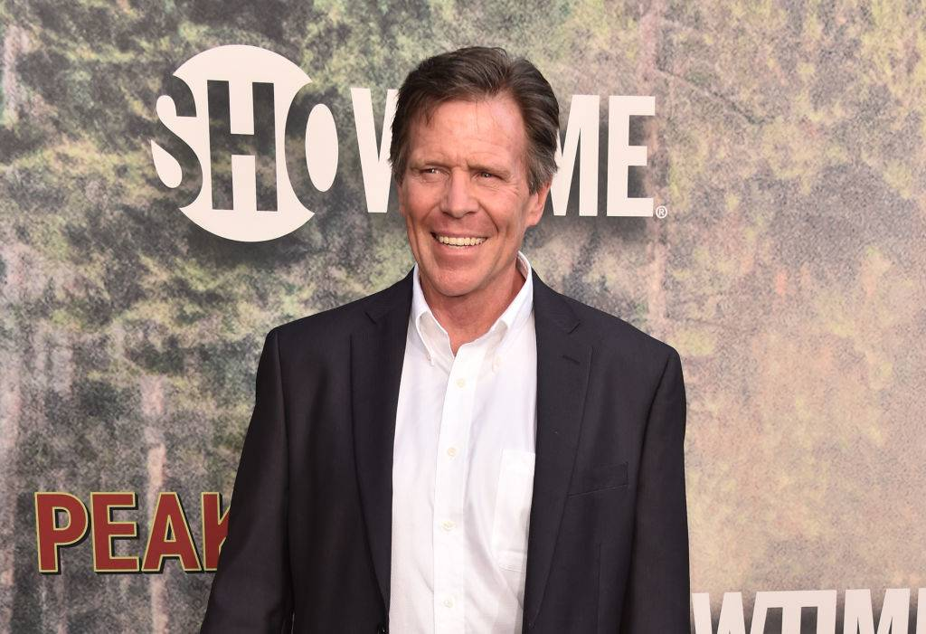 Grant Goodeve attends the premiere of Showtime's