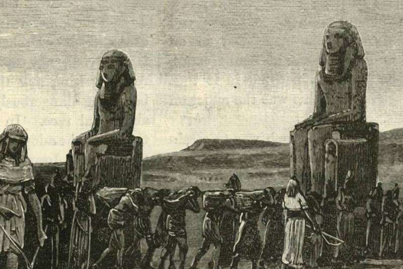Israelites And Their Taskmasters