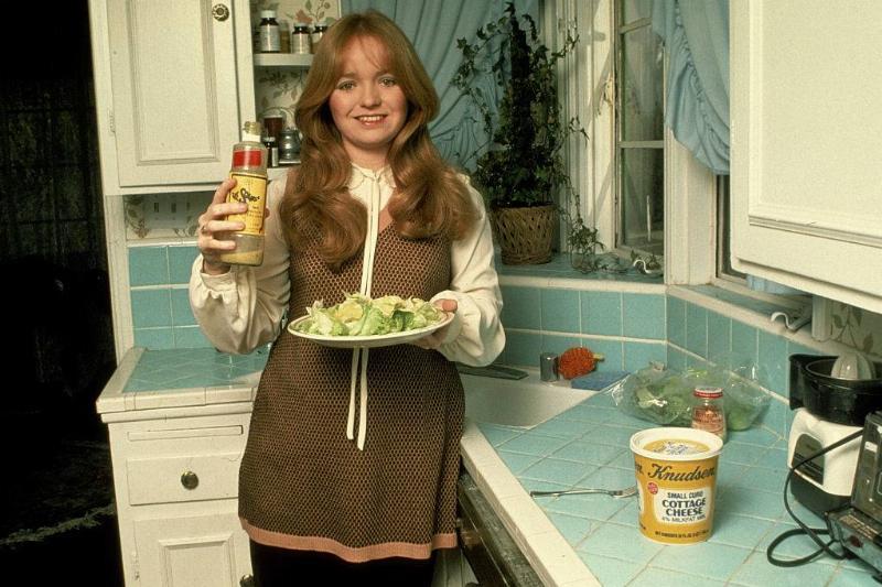 Susan Richardson at home circa 1979