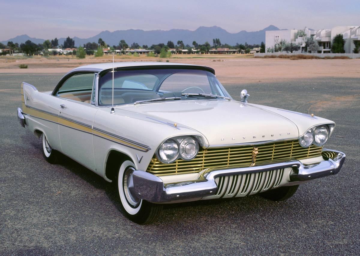 1957 Plymouth Fury