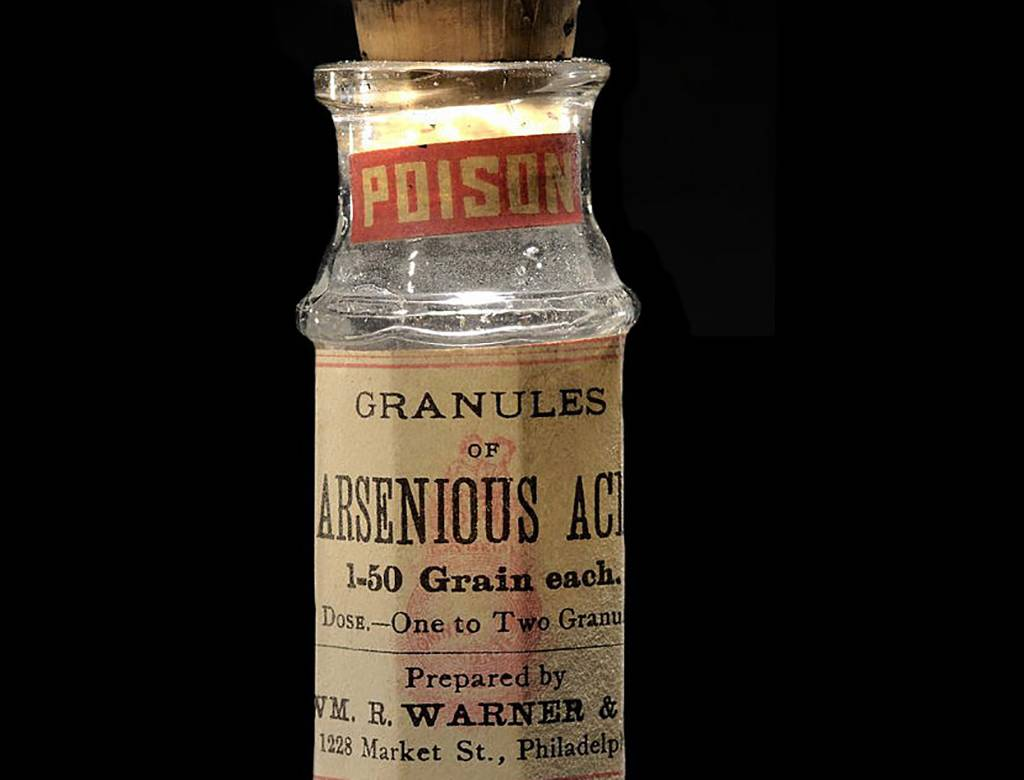 Picture of arsenic