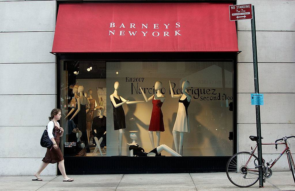 Picture of Barney's