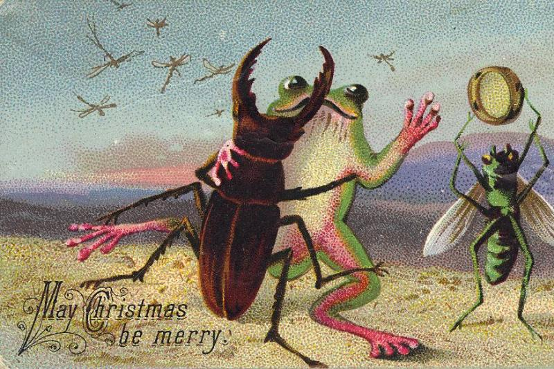Picture of Christmas Card