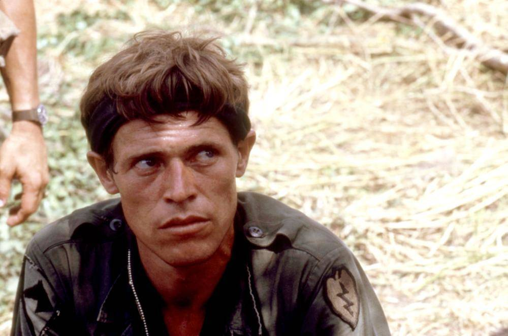 Picture of Dafoe