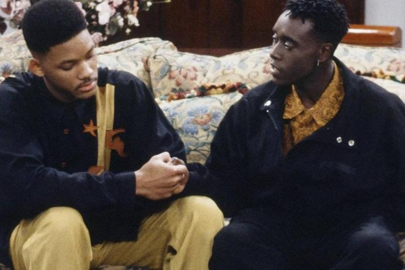 Picture from The Fresh Prince of Bel-Air