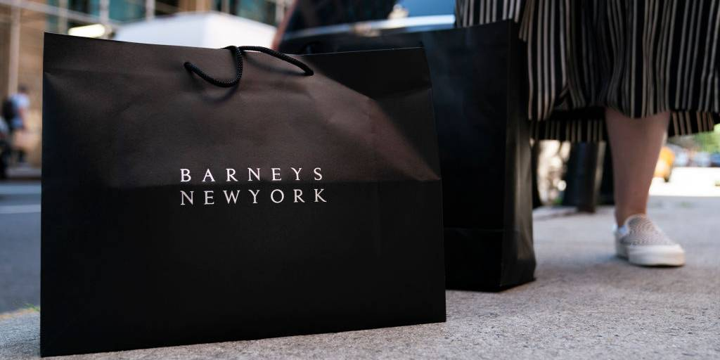 Picture of Barney's bags