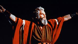 Picture from The Ten Commandments